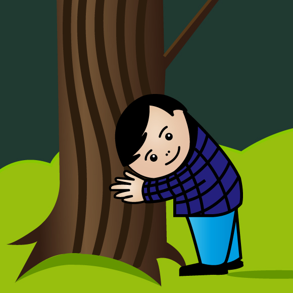 Default avatar: The tree hugger