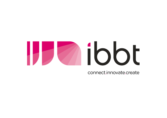 the new IBBT logo