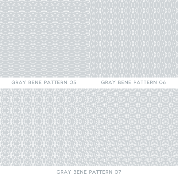 Gray Patterns 01