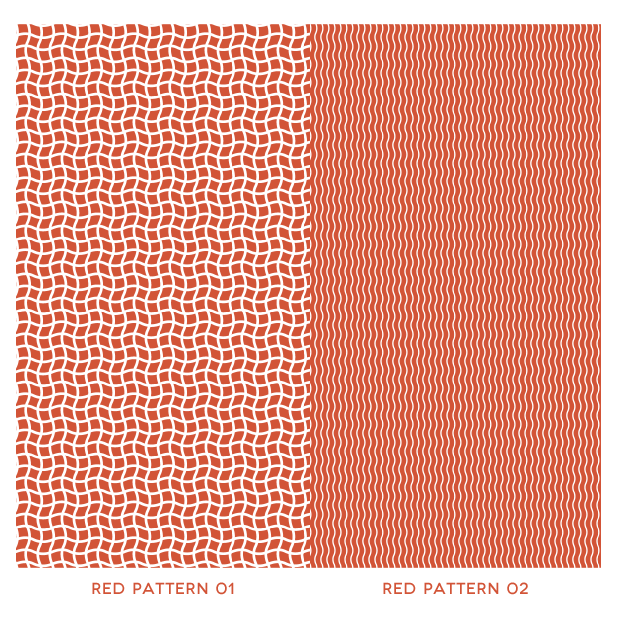 Red Patterns