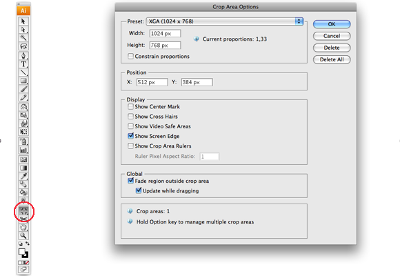 How to Crop in Adobe Illustrator Techwallacom