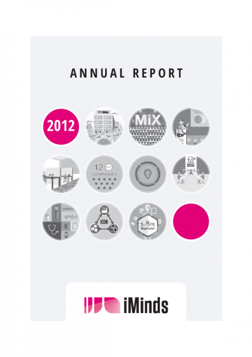iMinds Annual Report