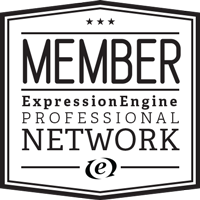 ExpressionEngine Pro Network Badge
